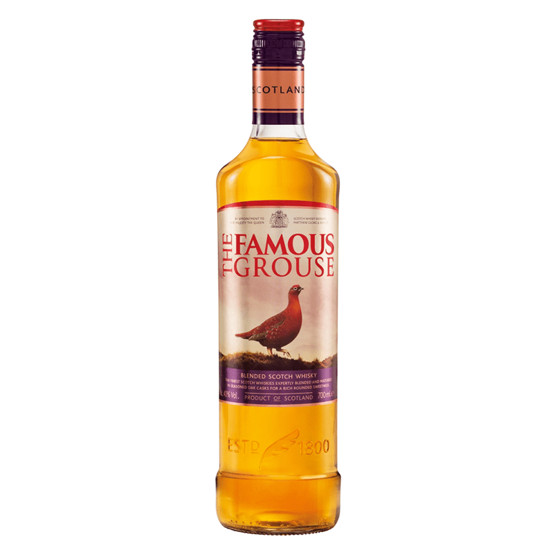 The Famous Grouse Whisky by None