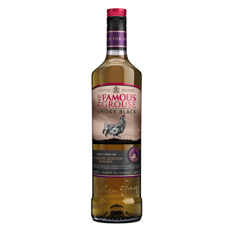 The Famous Grouse Smoky Black by None