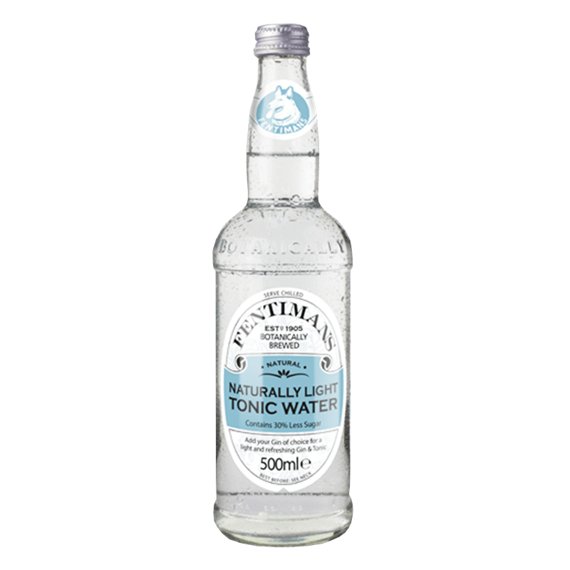 Fentimans Light Tonic Water by None