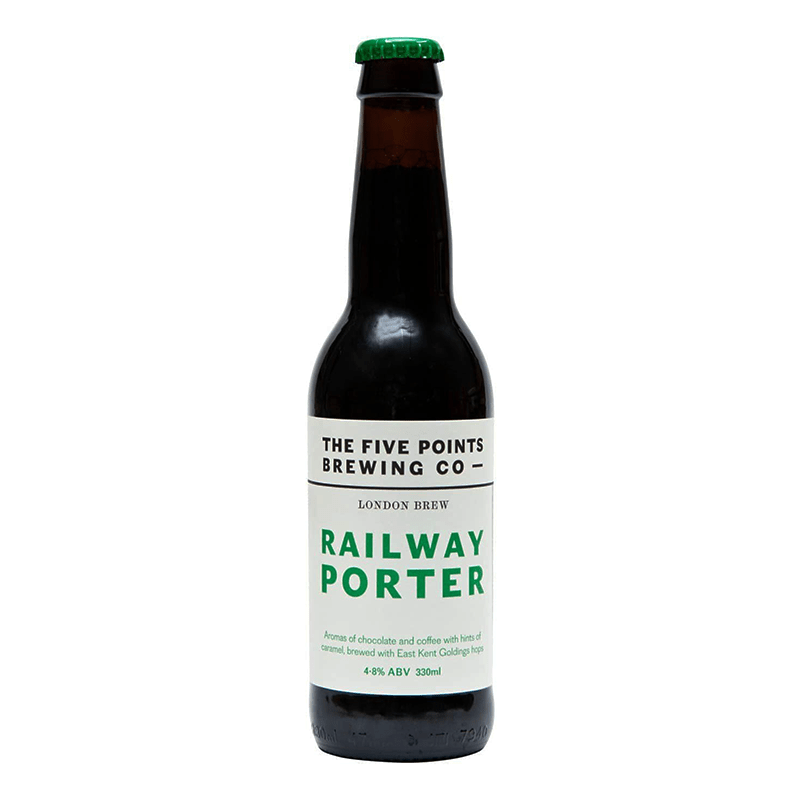 Railway Porter by Five Points