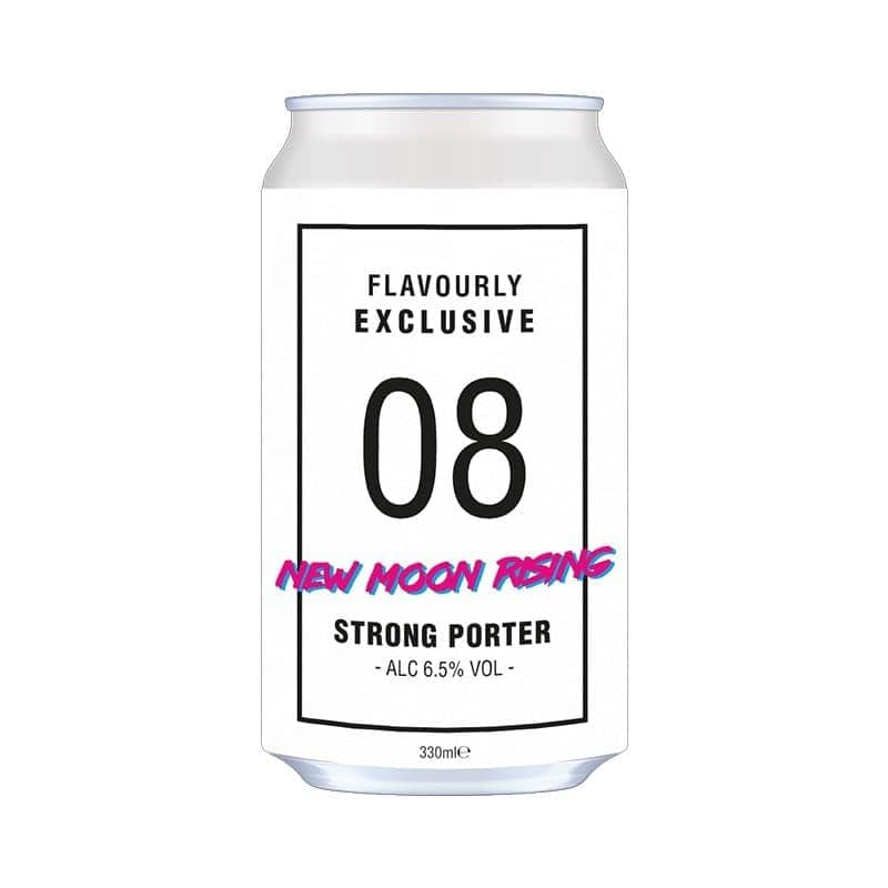New Moon Rising by Flavourly