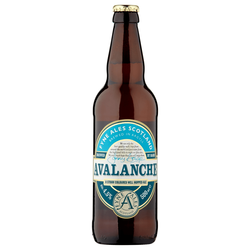 Fyne Ales Avalanche by None