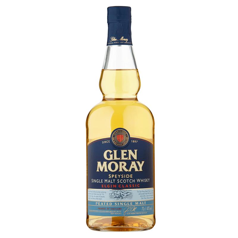 Glen Moray Classic Peated Single Malt by None