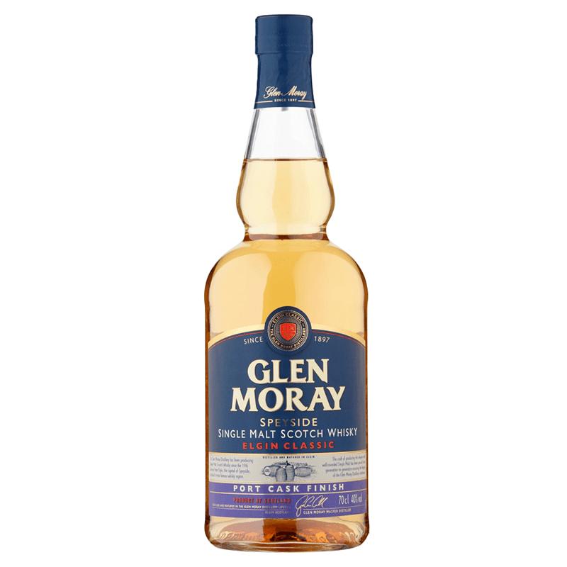 Glen Moray Classic Port Cask Finish by None