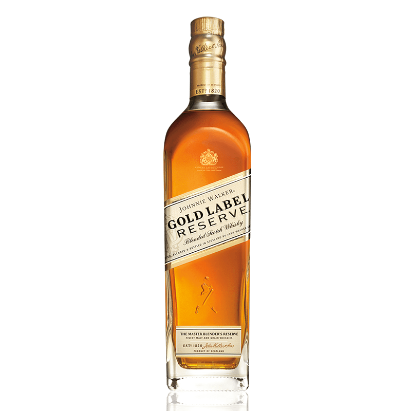 Johnnie Walker Gold Label Reserve by None