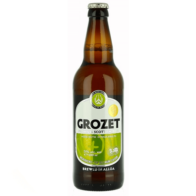 12 Bottles of Grozet by Williams Bros Brewing