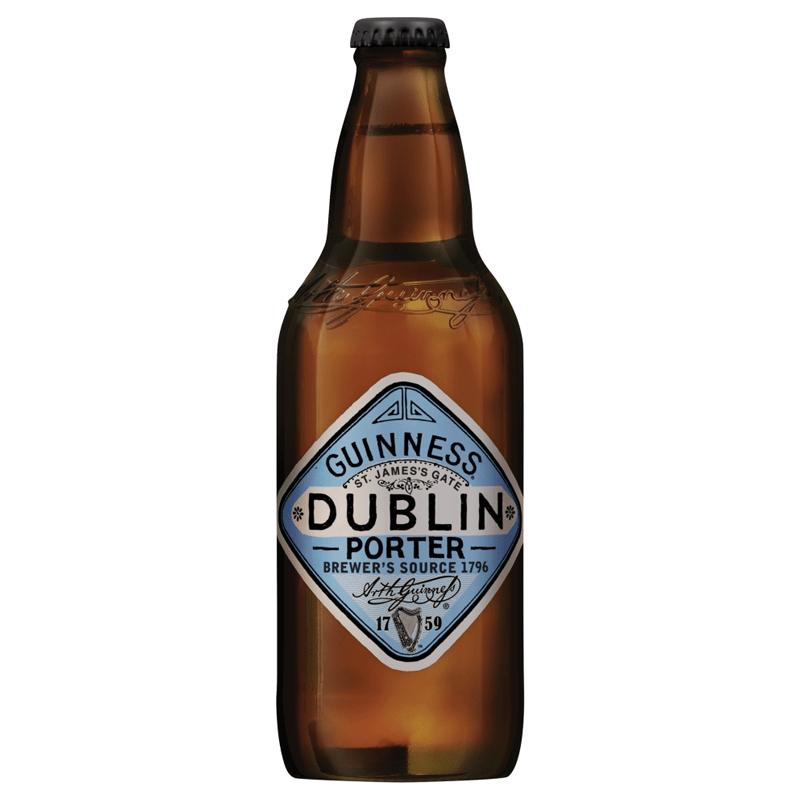 8 Bottles of Guinness Dublin Porter by None