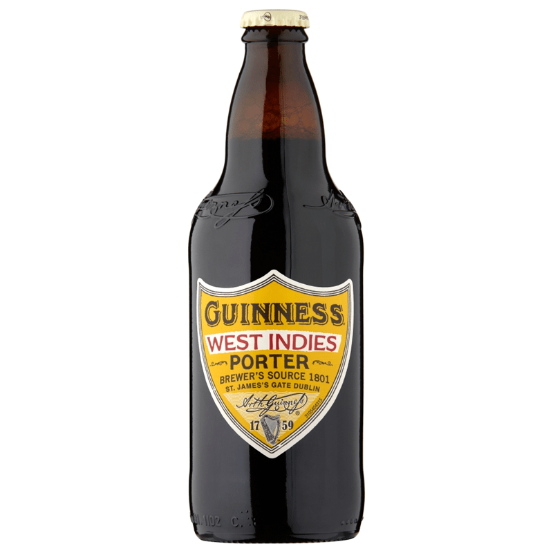 8 Bottles of Guinness West Indies Porter by None