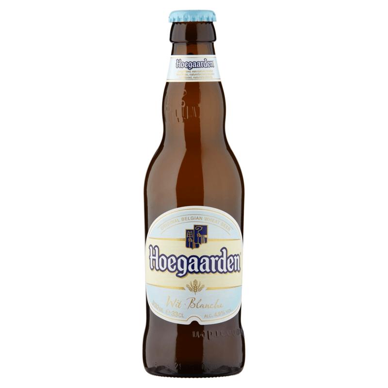Hoegaarden Beer by None