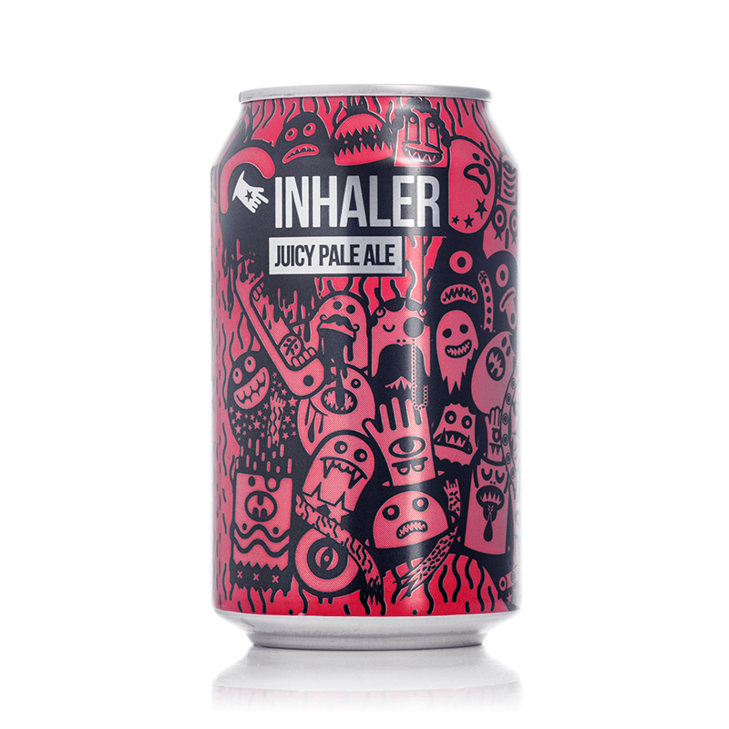 Inhaler by Magic Rock Brewing