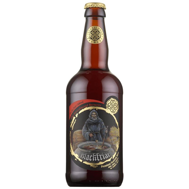 12 Bottles of Blackfriar by Inveralmond Brewery