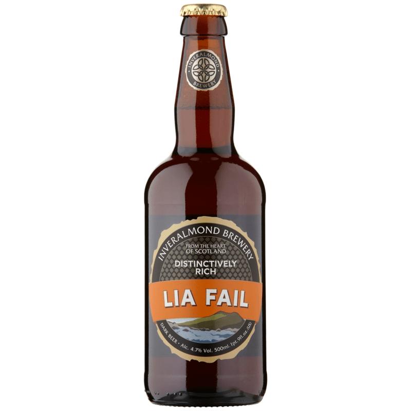 12 Bottles of Lia Fail by Inveralmond