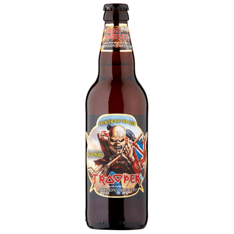 Iron Maiden Trooper Ale by None