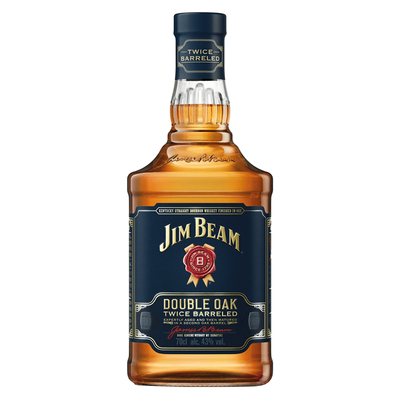 Jim Beam Double Oak by None