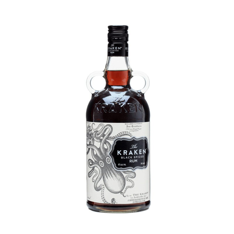 The Kraken Black Spiced Rum by None