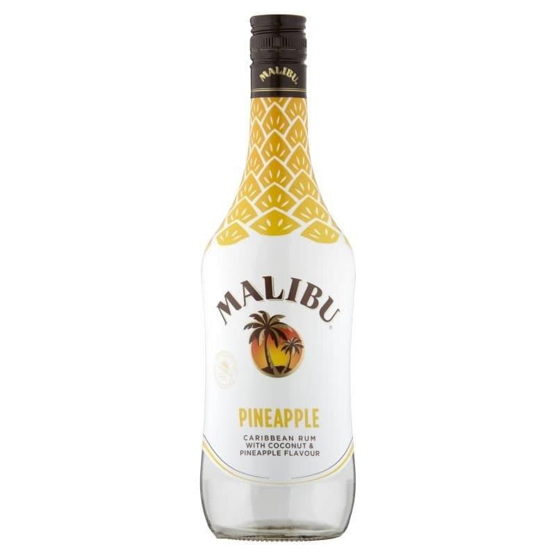 Malibu Pineapple by None
