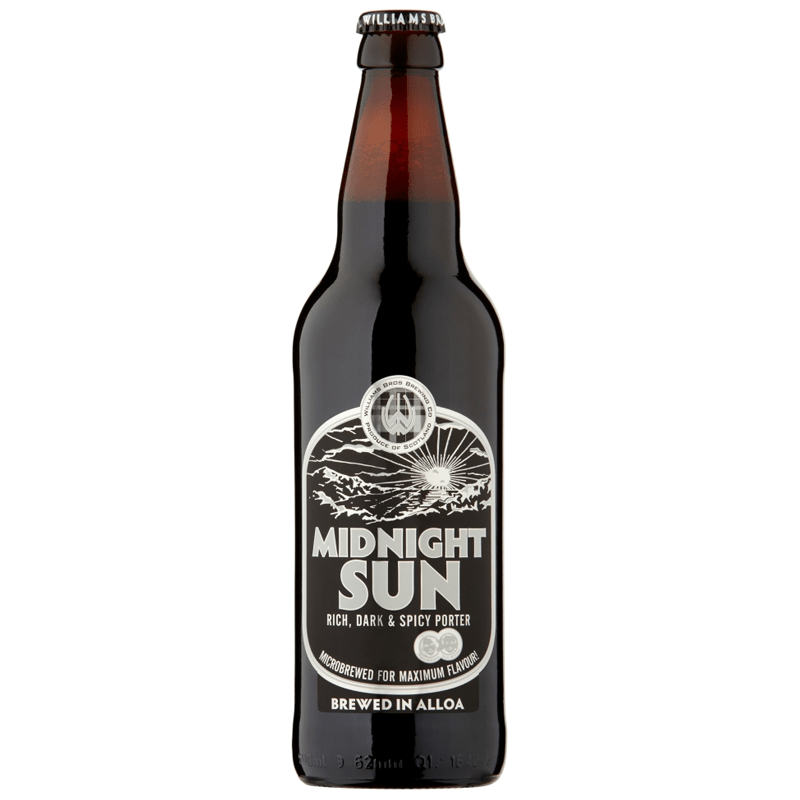 Midnight Sun by Williams Bros Brewing