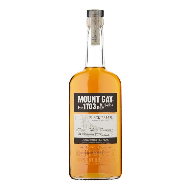 Mount Gay Black Barrel Rum by None