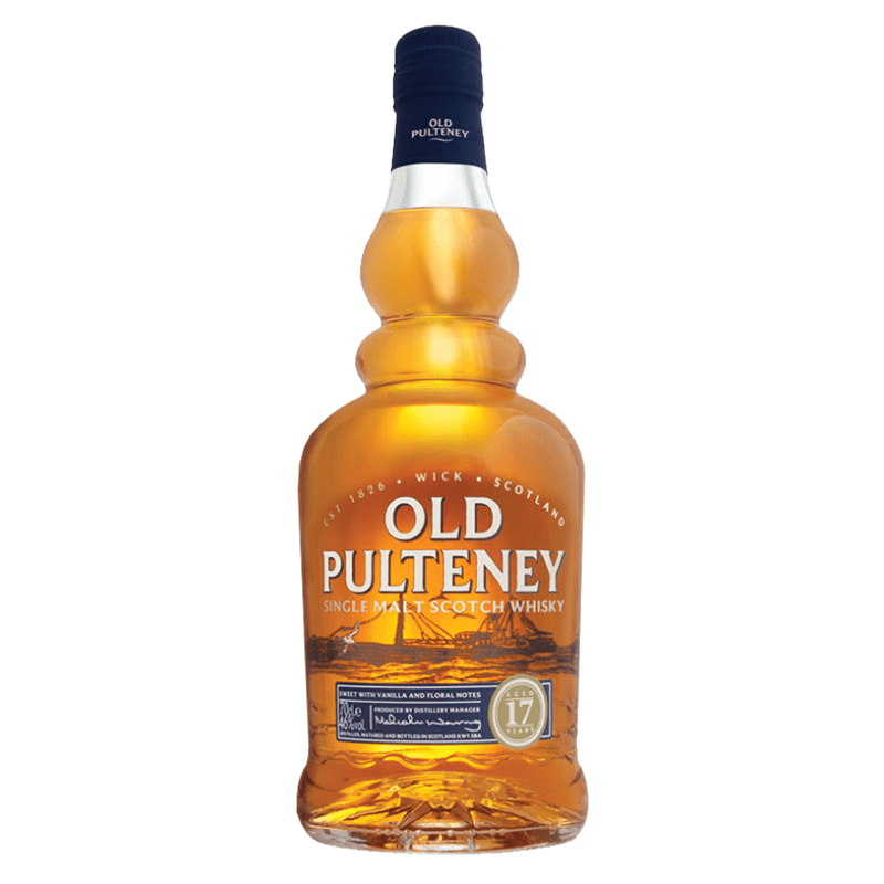 Old Pulteney 17 Y.O. Malt by None