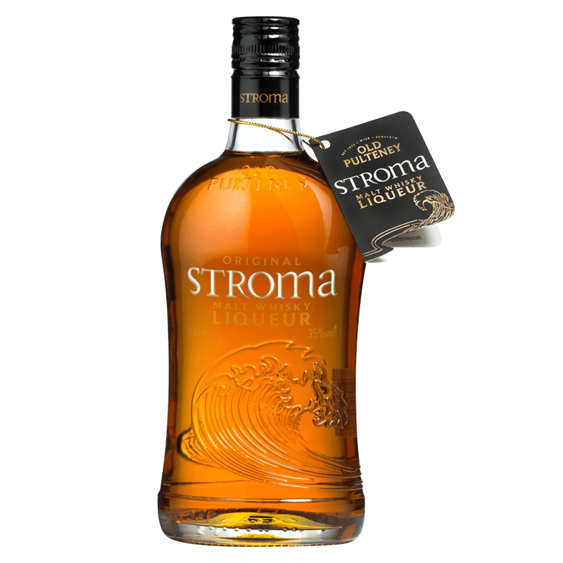 Old Pulteney Stroma Liqueur by None