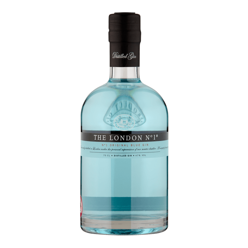 London No. 1 Original Blue Gin by None