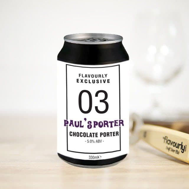 Paul's Porter by Flavourly