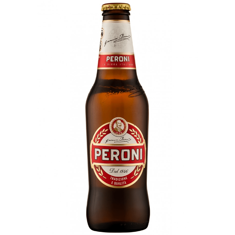 24 Bottles of Peroni Red by None