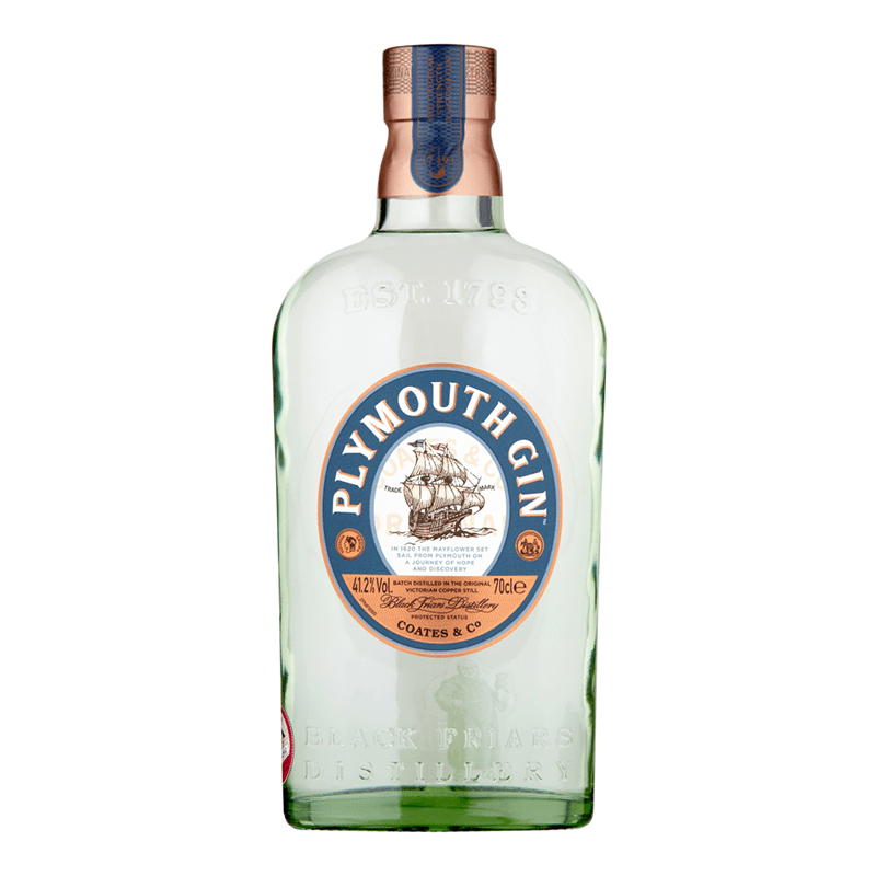 Plymouth Gin Original by None