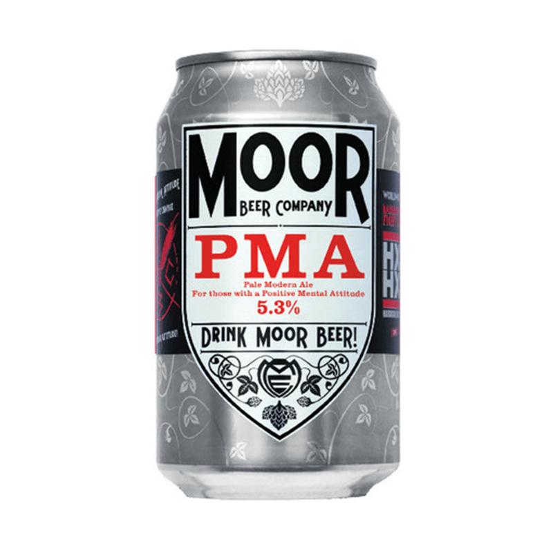 Moor PMA by Moor Beer