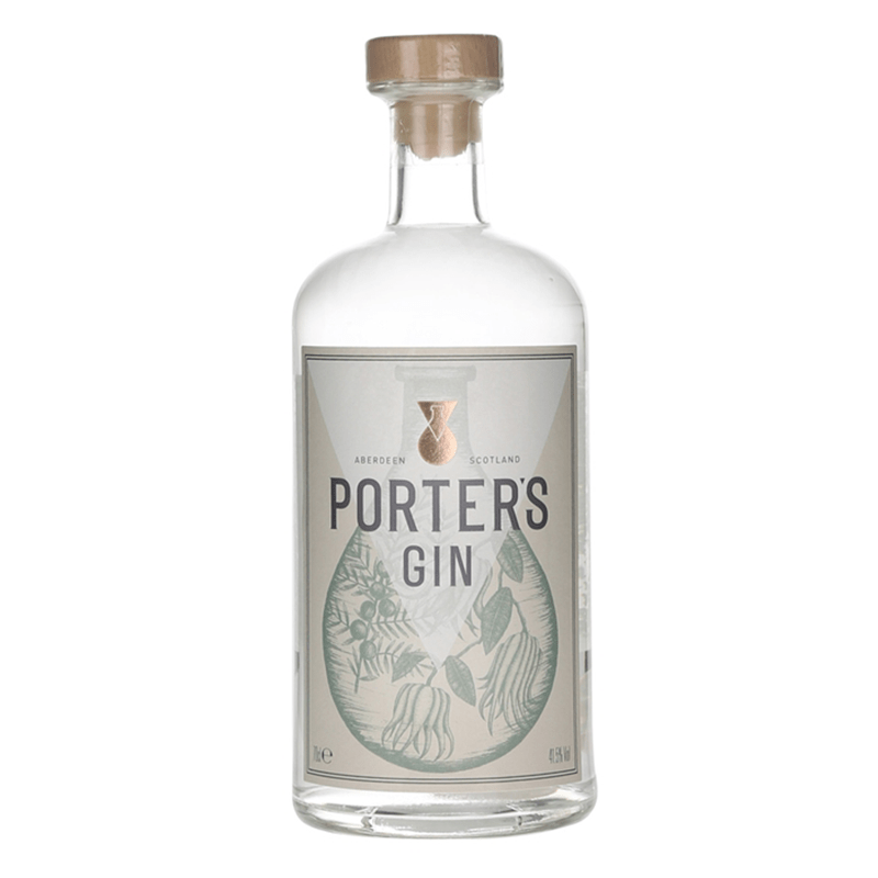 Porter's Gin by Porter's