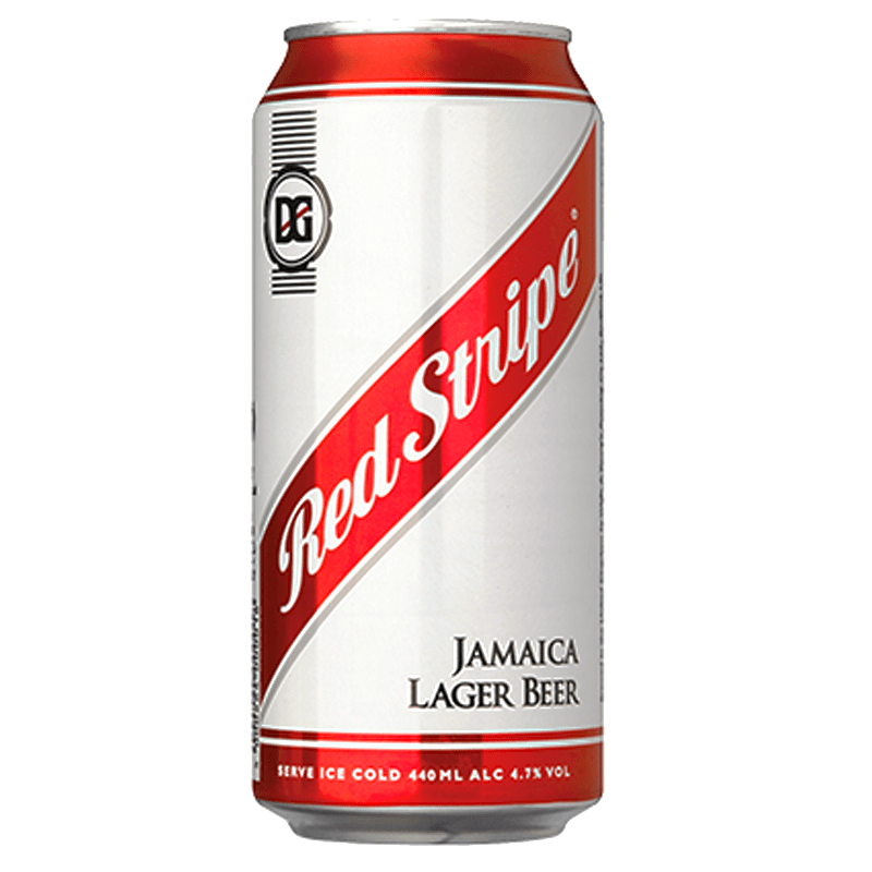 Red Stripe by None
