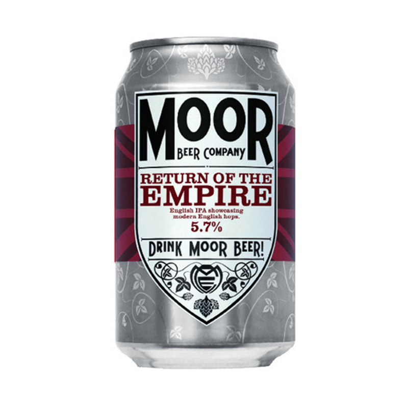 Return of the Empire by Moor Beer