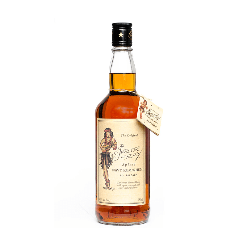 Sailor Jerry Rum by None