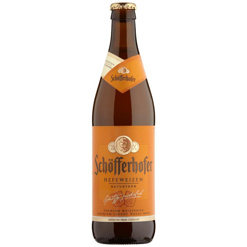Schofferhoffer Hefeweizen by None