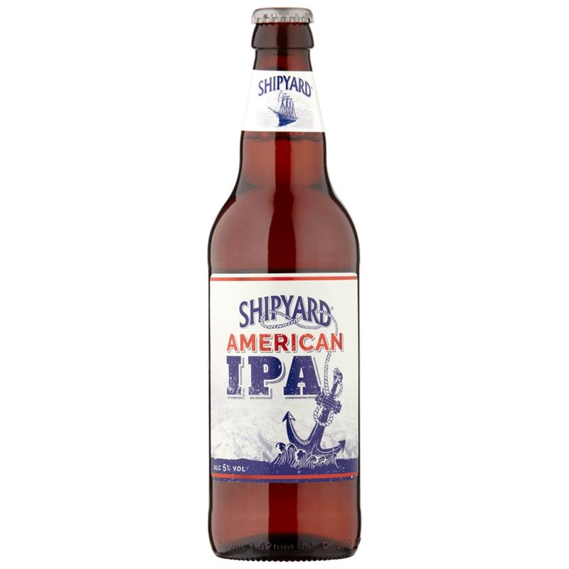 Shipyard American IPA by None
