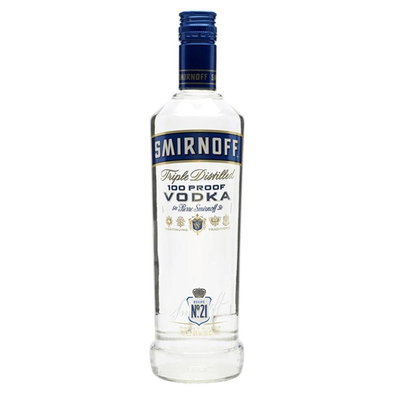 Smirnoff BlueExport Strength by None