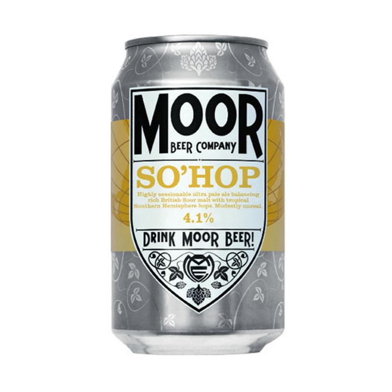 So'Hop by Moor Beer