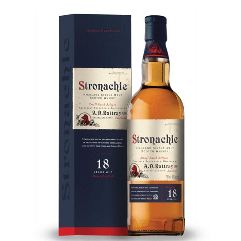 Stronachie 18 Y.O. Malt Whisky by None