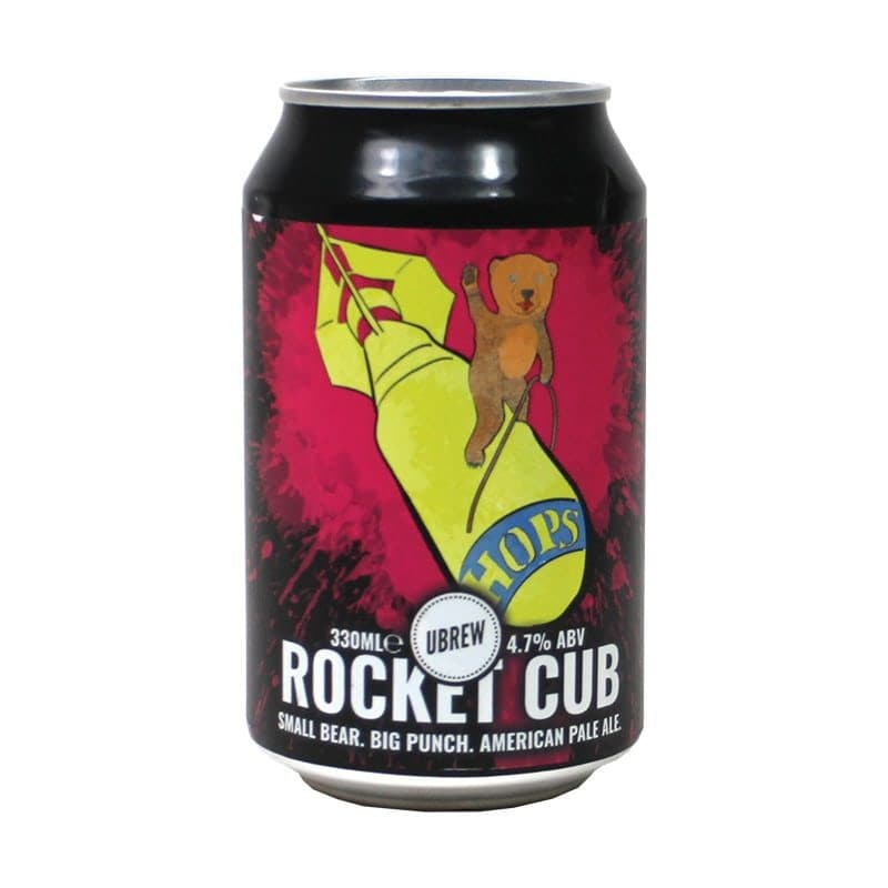 Rocket Cub by UBREW