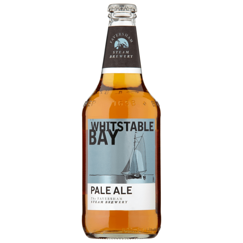 8 Bottles of Whitstable Bay Pale Ale by None