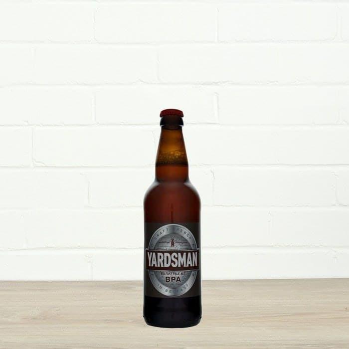 Belfast Pale Ale by Yardsman Lager