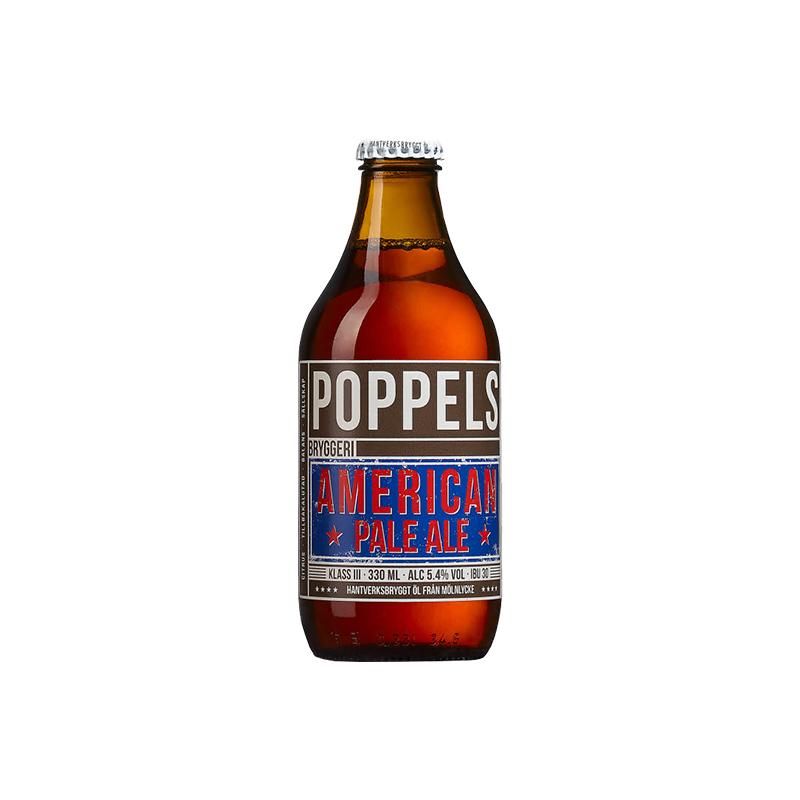 American Pale Ale by Poppels Bryggeri