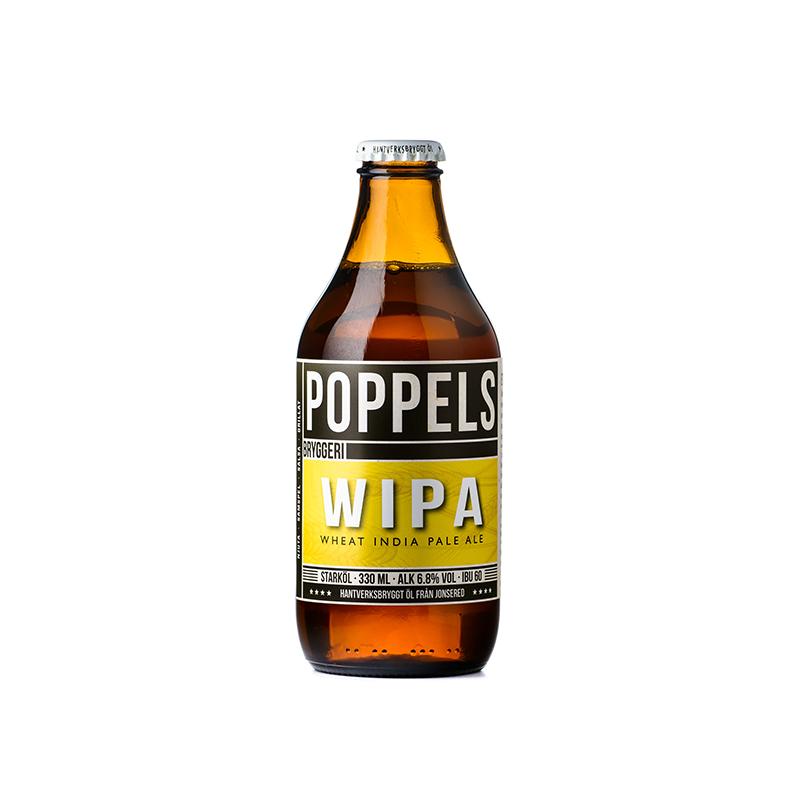 Wheat IPA by Poppels Bryggeri