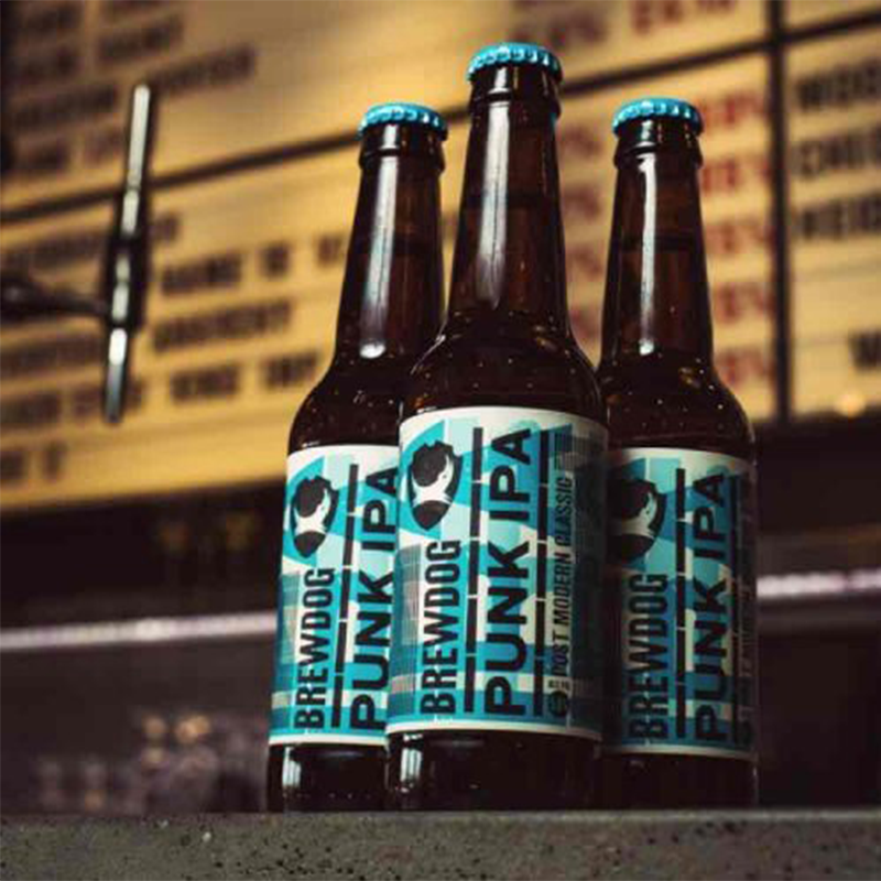 12 Cans of Punk IPA by Brewdog