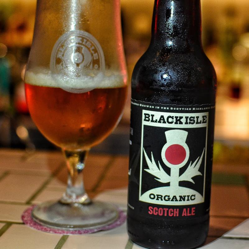 Black Isle Scotch Ale by Black Isle Brewing