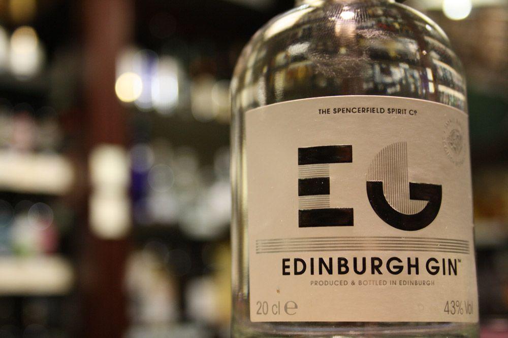 Edinburgh Gin by None