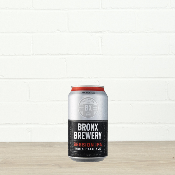 Session IPA by Bronx Brewery