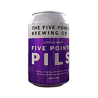 Five Points Pils by Five Points
