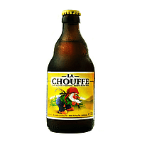 La Chouffe by Duvel Moortgat