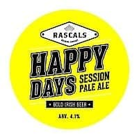 Happy Days by Rascals Brewing Company